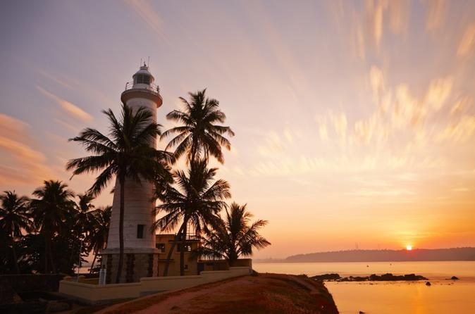 Private Day Tour: Coastal Ride To Galle From Wadduwa