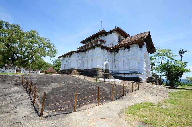 Private Full Day Tour: The Kandy Temple Run Tour Sri Lanka, Asia