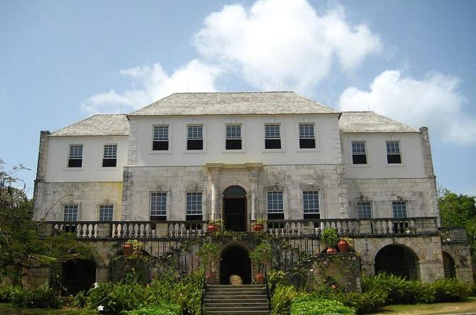 Montego Bay Highlight-Rose Hall Tour