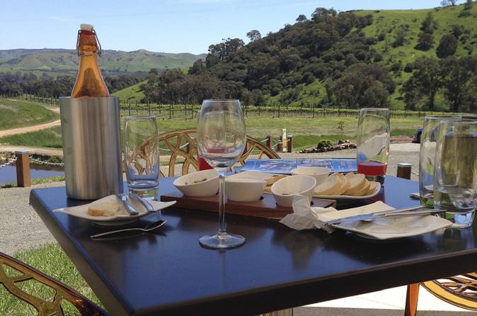 Phillip Island Helicopter Tour with Bass Valley Estate Winery Lunch