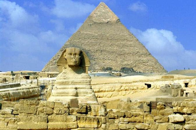 Giza and Memphis Private Day Tour from Cairo