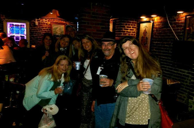 Horse & Carriage and Haunted Pub Walking Tour Combo