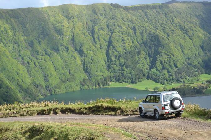 Full-Day Jeep Tour from Ponta Delgada
