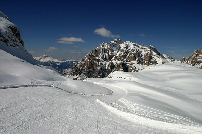 Dolomiti and first world war sites ski tour from cortina d ampezzo in cortina d ampezzo 221775