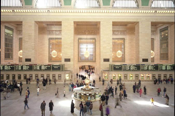 Grand Central Terminal Audio Tour Duration