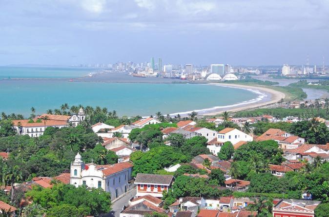 City Tour por Recife e Olinda saindo de Porto de Galinhas