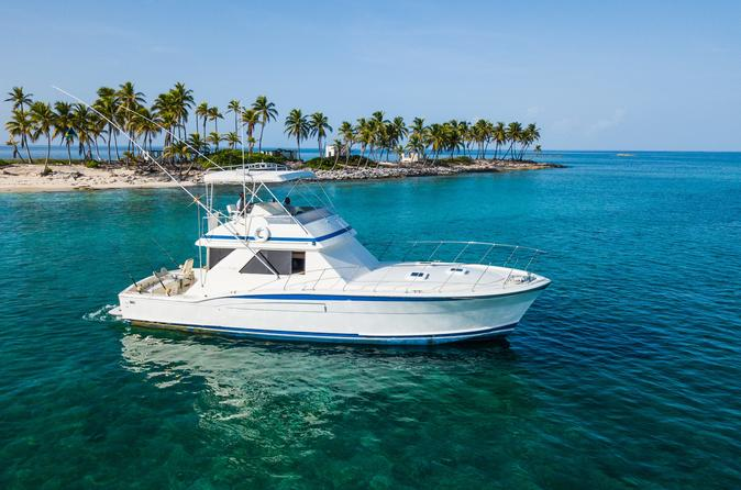 Private Full-Day Fishing Charter in Nassau