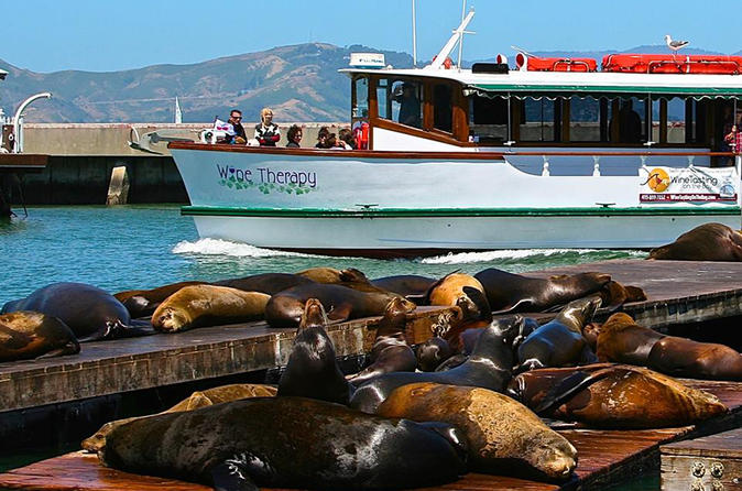 Wine Tasting Cruise on the San Francisco Bay