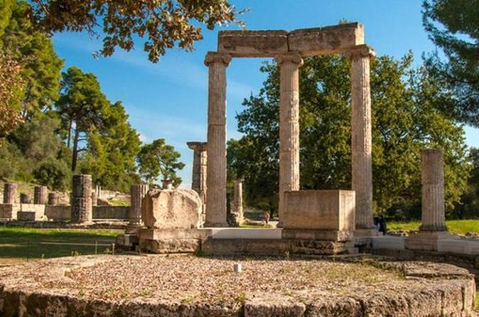 Ancient Olympia Half-Day Tour from Katakolo Port