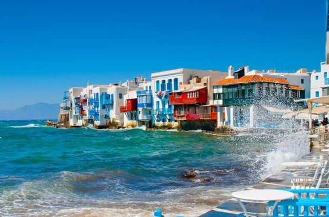 Mykonos half day private island tour in m konos 245596
