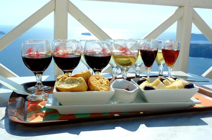 Greece Wine Tasting & Winery Tours