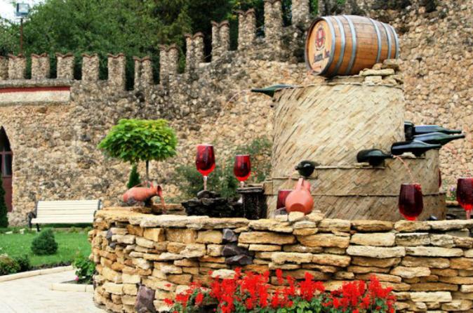 Milestii mici underground winery tour from chisinau in chi in u 251533
