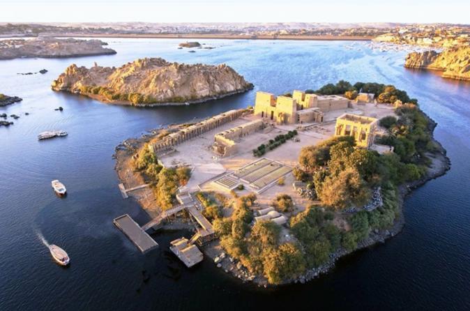 10 Days - 9 Nights Nile Cruise Luxor , Aswan & Lake Nasser Cruise (To Consult Cruise Leak Nasser)