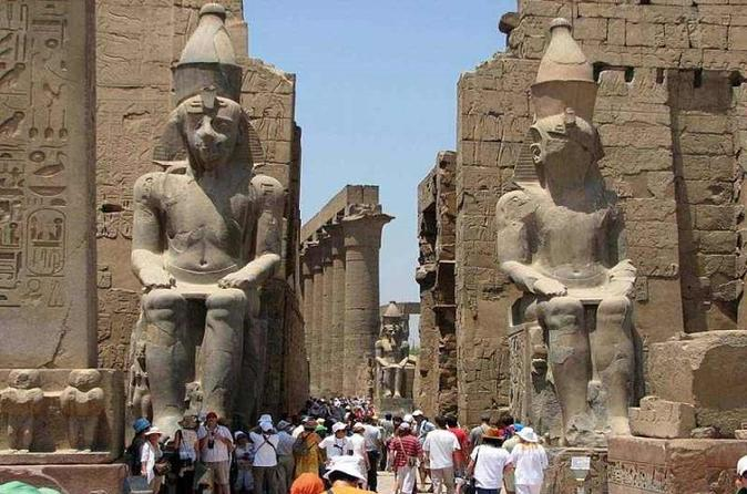 Deluxe 4 Days - 3 Nights Cairo And Luxor In 5 Stars Hotels Movenpick - Le Mercure - Le Meridien Pyramids