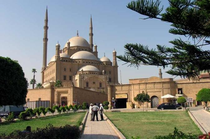 Private Half Day Sightseeing Tour of Cairo Citadel of Saladin - Sultan Hassan and Khan el Khalili Bazaars