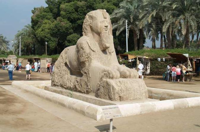 Private Half-Day Tour to Sakkara and Memphis from Cairo