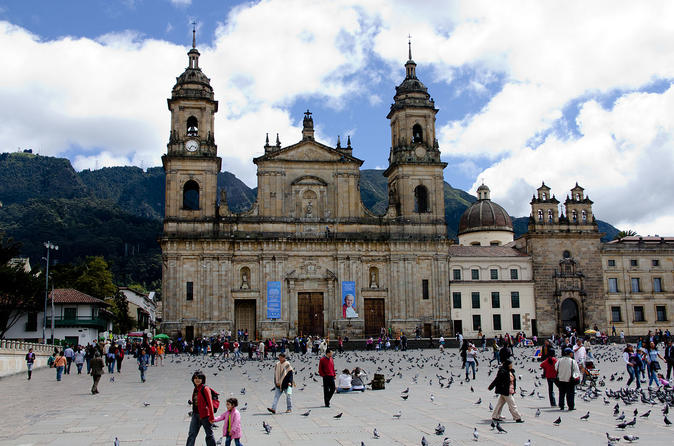 Bogota Layover Tour