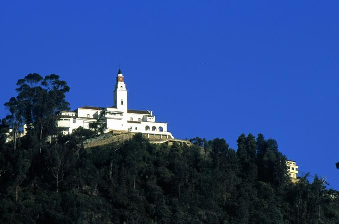 Full-Day Private Tour to Monserrate Including Lunch