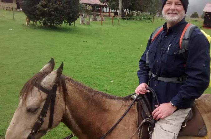 Private Horseback Riding Tour in Bogotá