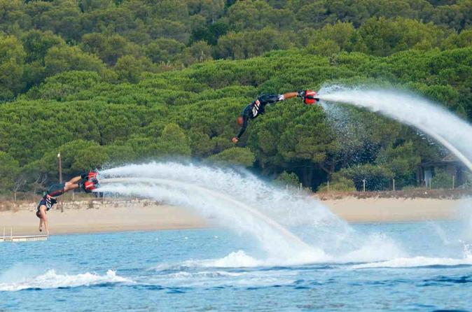 Double flyboard lesson at virginia beach in virginia beach 327711
