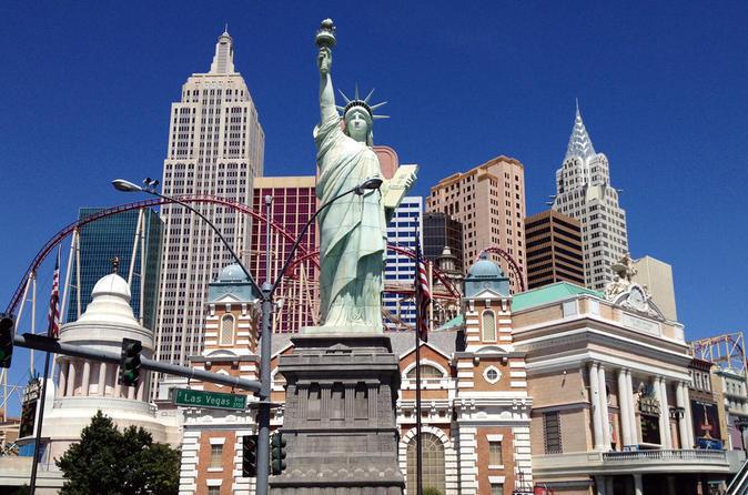Private Las Vegas City Tour