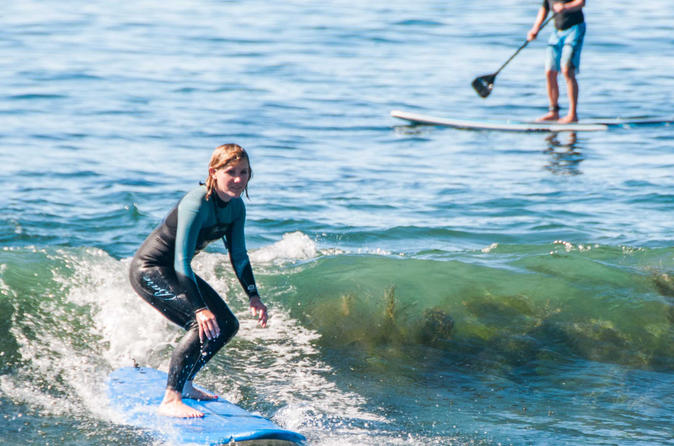 2 hour surf lesson at laguna beach in laguna beach 281880