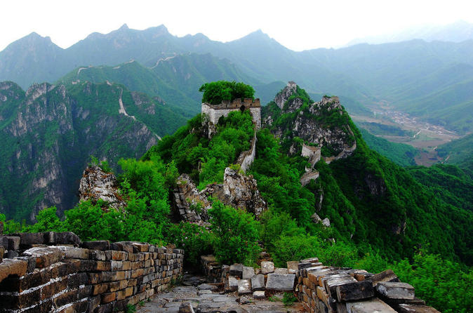 Private Transfer Service from Beijing To Jinshanling or Simatai Great Wall