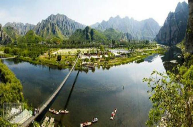 Self-Guided Private Day Tour from Beijing to Shidu National Park