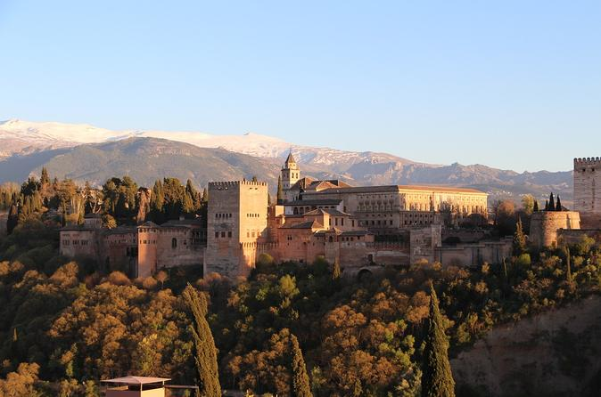 Walking Tour Granada: Hiden Places And Gastronomy