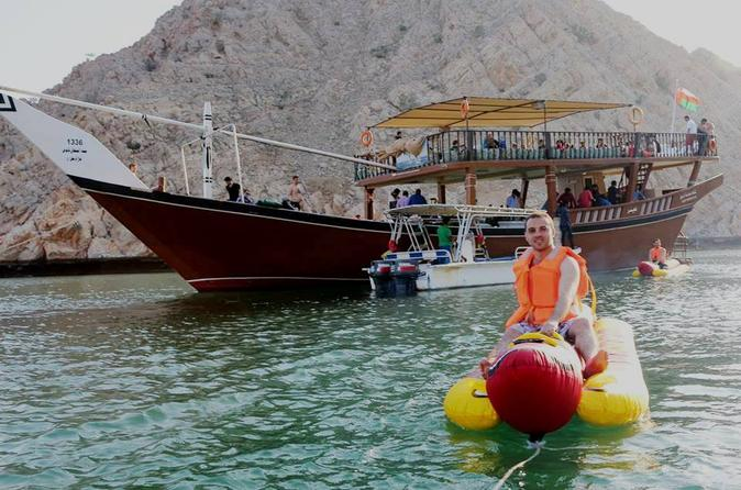 All Inclusive Musandam Dhow Day Trip From Dubai