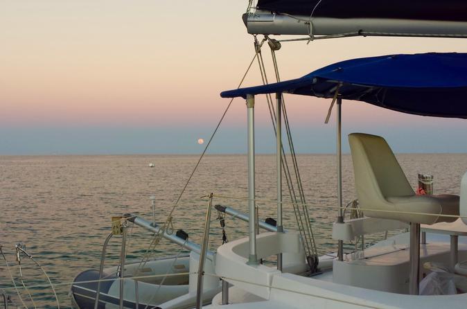 Isla Mujeres Private Catamaran Tour from Cancun