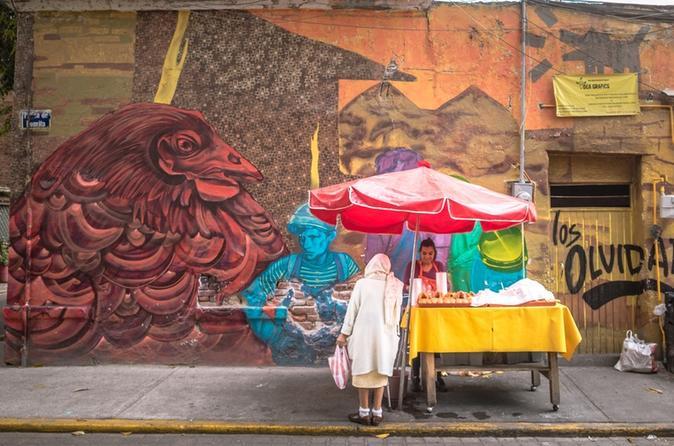 Mexico City Street Art Private Tour