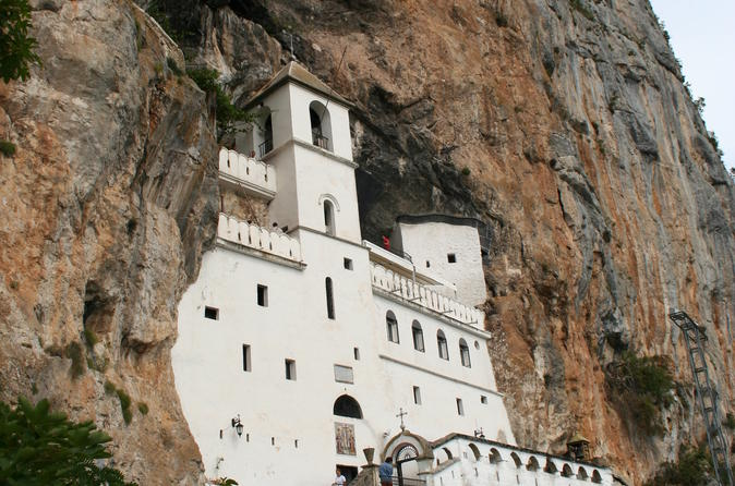 Wine tour and ostrog monastery visit from podgorica in podgorica 234130