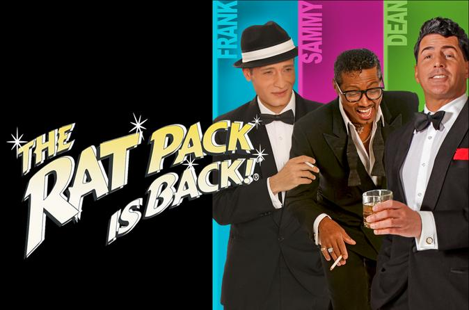 The Rat Pack is Back!