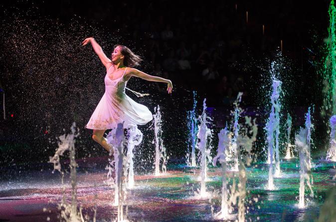 Show A Casa das Águas Dançantes em Macau