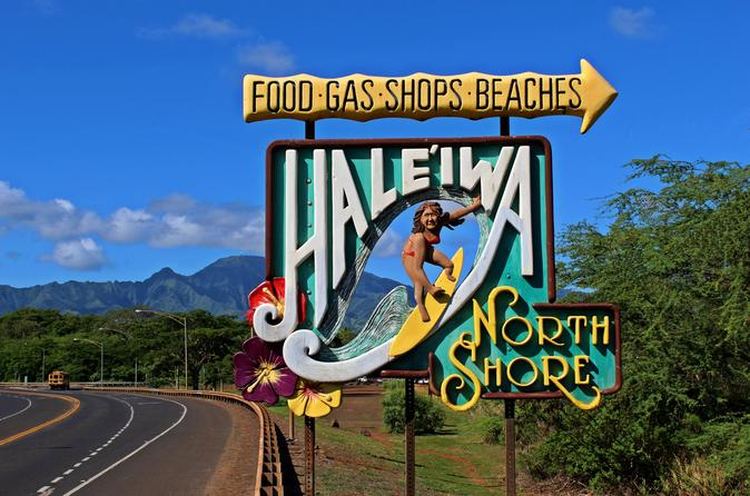 Private Full-Day North Shore of Oahu Tour