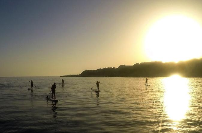 Bike tour and sup stand up paddle in quarteira 353538