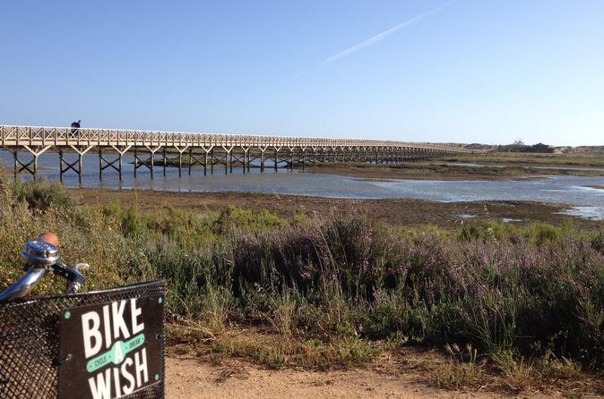 Bike tour in ria formosa natural park in quarteira 353646