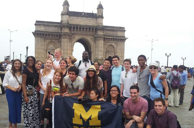 Private Full-Day Sightseeing Tour of Mumbai