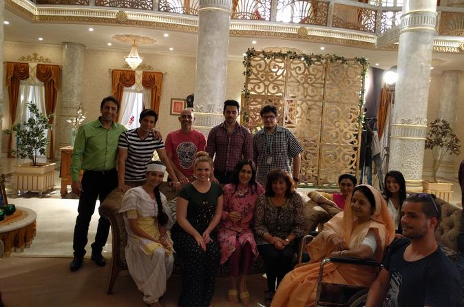 Full-Day Private Bollywood Tour