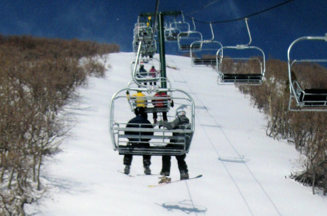 Mammoth Mountain Performance Ski Rental Including Delivery
