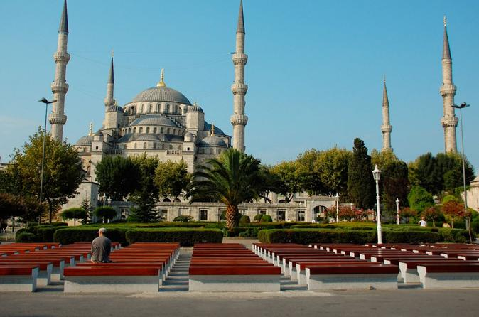 Full-Day Private Walking Tour of Sultanahmet, Istanbul