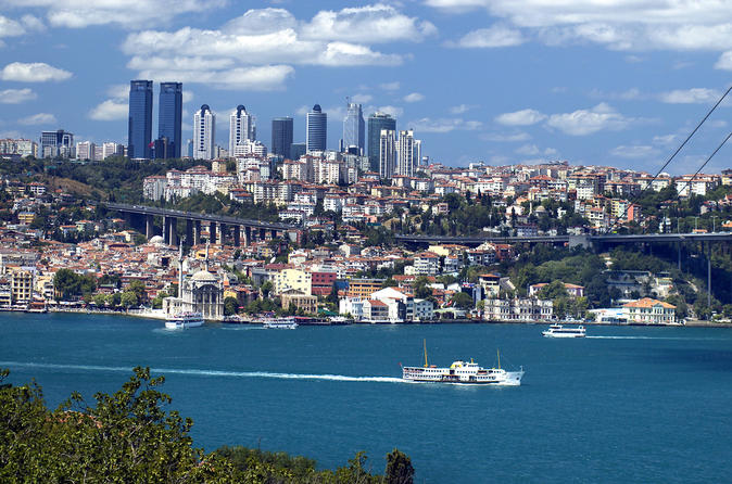 Private Panorama Istanbul Day Tour
