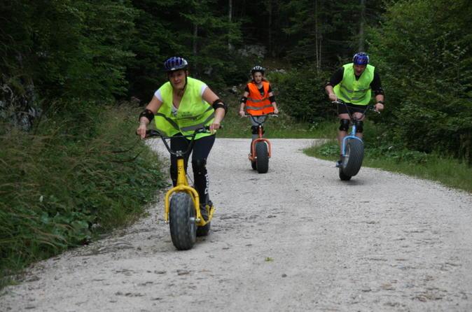 Kanin slopes downhill monster roller tour in bovec 219432