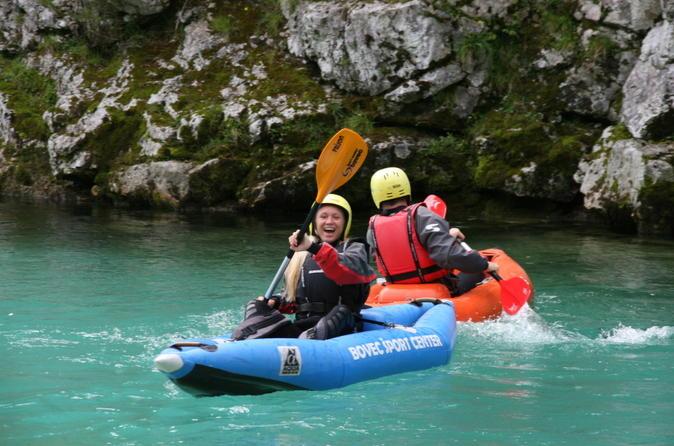 Soca river kayaking in bovec 218667