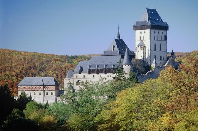 Half Day Karlstejn Castle Tour From Prague