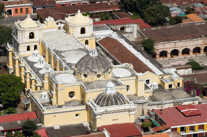 Full-Day Tour of Antigua Guatemala