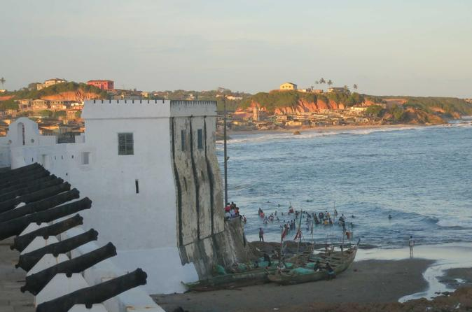 6-Day Guided Coastal Trekking in Western Ghana from Accra