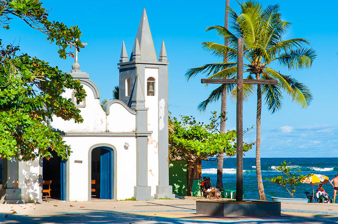 Private Tour to Praia do Forte and Praia de Guarajuba from Salvador