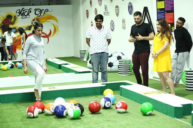 60 Mins Snookball - Dubai